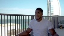 Anthony Joshua on potential Tyson Fury fight