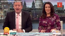 Piers Morgan: key to successful marriage is picking up husband's socks