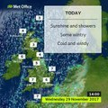 Met Office weather forecast for next 12 hours (Derry Journal)
