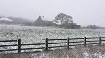 Yorkshire snow 30th Nov