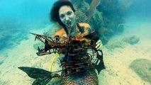 Mermaids Jam at the World's Wettest Music Festival