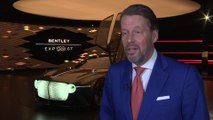 Bentley Reimagines the Future of Grand Touring with the Bentley EXP 100 GT - Stefan Sielaff