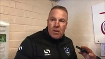 WATCH: Jackett gives verdict on Pompey?s win