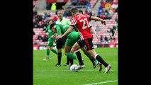 Sunderland AFC v Preston action gallery