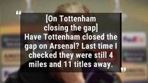 Arsene Wenger's Best Quotes