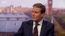 Keir Starmer can't answer why Brexit is a good thing