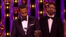 Rio Ferdinands BAFTA 2018 speech