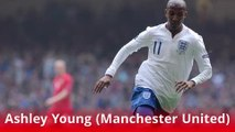 England WC squad