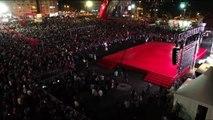 251 öğrenciden, 251 şehide atfen gururlandıran koreografi