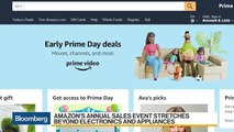 Amazon Prime Day Kicks Off