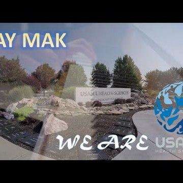 We Are Usana Piano by Ray Mak
