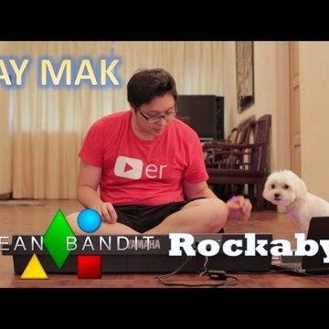Clean Bandit ft. Sean Paul & Anne-Marie - Rockabye Piano by Ray Mak