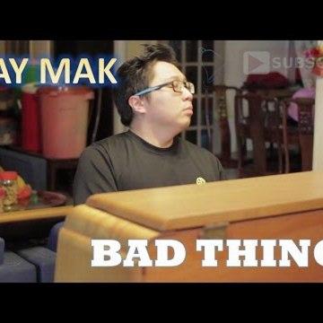 Machine Gun Kelly, Camila Cabello - Bad Things Piano by Ray Mak