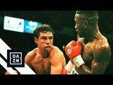 From The Vault   Pernell Whitaker Shows Off Defensive Skills Against Oscar De La Hoya