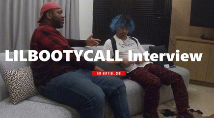 """HHV Exclusive: LILBOOTYCALL explains his stage name, """"Jesus Said Run It Back"""" title, redemption, and more"""