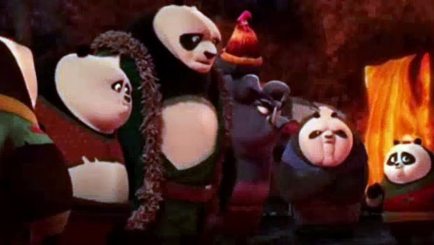 Kung Fu Panda- The Paws of Destiny S02E10 - Bridge Over Troubled Lava