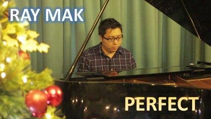 Ed Sheeran - Perfect Piano by Ray Mak