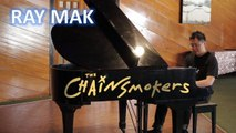 The Chainsmokers - Everybody Hates Me Piano by Ray Mak