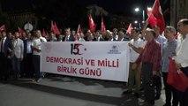 Bingöl'de 15 Temmuz Demokrasi ve Milli Birlik Günü buluşması