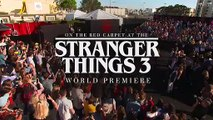 Winona Ryder & David Harbour  Stranger Things 3 Premiere  Netflix