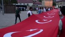 Bitlis'te 15 Temmuz Demokrasi ve Milli Birlik günü etkinliği