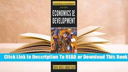 Full E-book  Economics of Development  Best Sellers Rank : #2