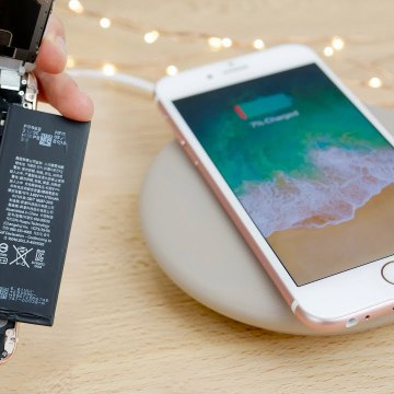 Get REAL Wireless Charging on Old iPhones- 7/6s/6 Mod