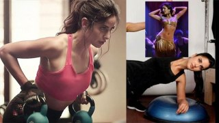 Katrina Kaif works hard for her fitness; Know here her daily workout routine | FilmiBeat
