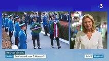 Emmanuel Macron : un déplacement en Serbie pour surmonter les désaccords