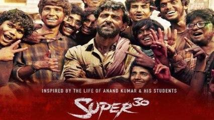 Super 30 Box Day 4 Collection: Hrithik Roshan | Pankaj Tripath| Mrunal Thakur | FilmiBeat