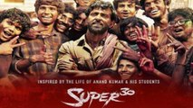 Super 30 Box Day 4 Collection: Hrithik Roshan | Pankaj Tripath| Mrunal Thakur | FilmiBeat