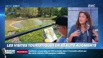 La chronique de Nina Godart : Les visites touristiques en réalité augmentée - 16/07
