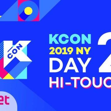 [#KCON19NY] #HI_TOUCH #DAY2