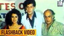 Muhurat Movie Launch | Aditya Pancholi, Rahul Roy | Flashback Video