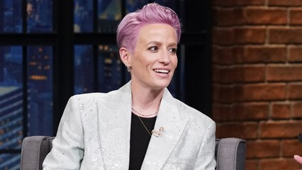 Megan Rapinoe Wants to WorkwithUSSoccer in the Fight for Equal Pay