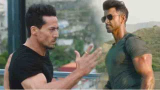 War Teaser: Hrithik Roshan & Tiger Shroff give tough competition to each other | FilmiBeat