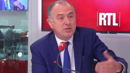 Didier Guillaume - RTL mardi 16 juillet 2019