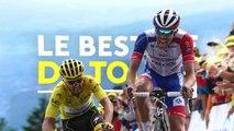 Tour de France 2019 : Alaphilippe en jaune, Pinot affûté, Fuglsang à terre… le best of de la 1re partie du Tour