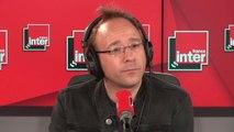 """Philippe Martinez, secrétaire général de la CGT, à propos de la réforme des retraites: : """"C'est vraiment nous prendre pour des imbéciles"""""""
