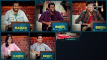 WEB AFFAIR | Zakir Khan, Kenneth Sebastian and Kaneez Sarka talk about Comicstaan season 2