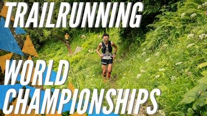 International trail running stars team up for adidas INFINITE TRAILS World Championships in Gastein (AUT) - Trailer