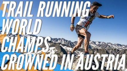 Meet the new Trail Running World Champions   adidas INFINITE TRAILS World Championships 2019