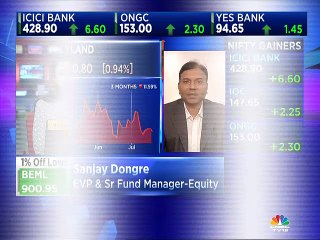 Expect Nifty earnings growth to be in high teens, largely driven by financials, says Sanjay Dongre of UTI MF