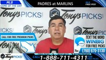 Padres vs Marlins MLB Pick 7/16/2019