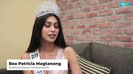 Binibining Pilipinas International 2019  Bea Patricia Magtanong on lawyers are liars
