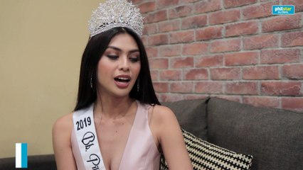 Binibining Pilipinas International 2019  Bea Patricia Magtanong talks about her preparation between pageantry and bar exam