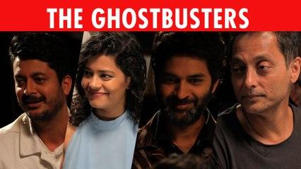 Whose Ghost Would You Like To Meet? Sujoy Ghosh, Purab Kohli, Palomi Ghosh, Jisshu Tell Us | Netflix