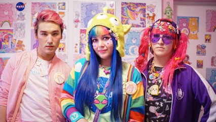 Inside LA's Super-Cute Kawaii Crew | HOOKED ON THE LOOK