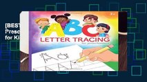 [BEST SELLING]  ABC Letter Tracing for Preschoolers: A Fun Book to Practice Writing for Kids Ages