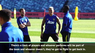Competition for places if Maguire joins - Solskjaer